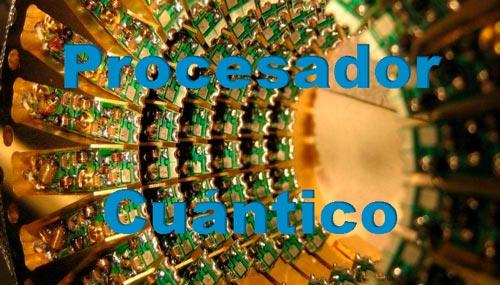 procesador cuántico