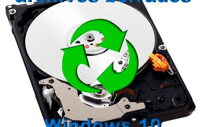 Photo of Cómo recuperar archivos borrados Windows 10