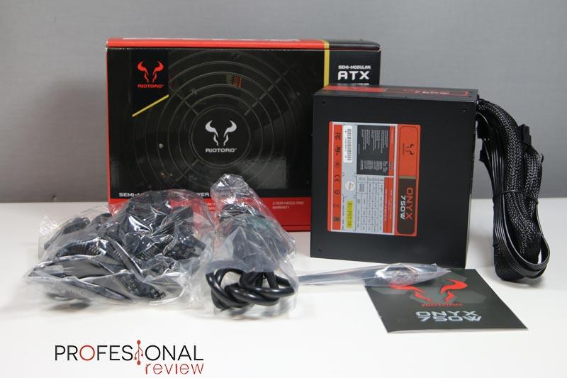 Riotoro Onyx 750W