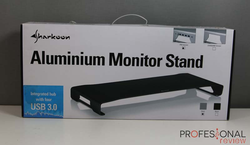 Sharkoon Monitor Stand Review
