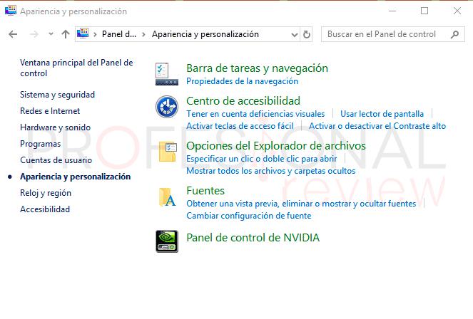 Ver archivos ocultos Windows 10 paso03