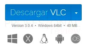 VLC para Windows 10 p03