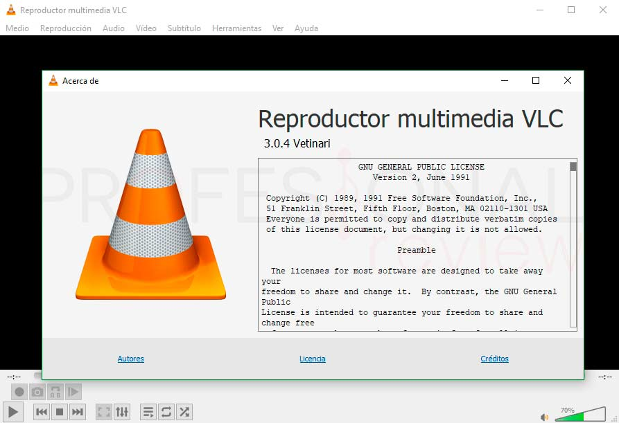 VLC para Windows 10 p02