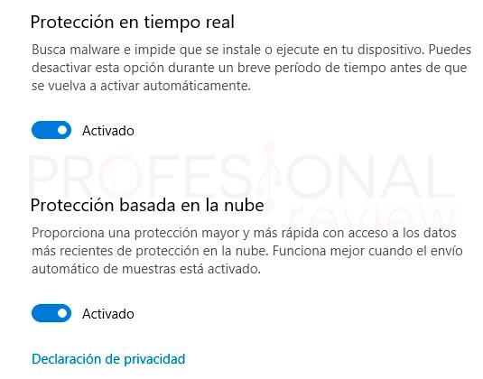 Windows Defender tuto09