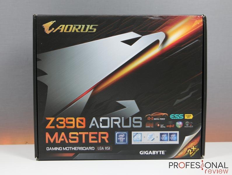 Gigabyte Z390 Aorus Master Review