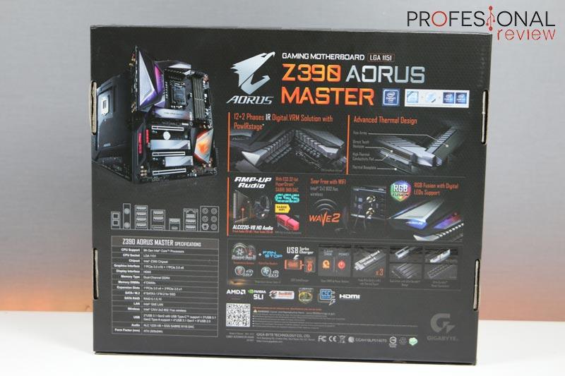 Gigabyte Z390 Aorus Master ReviewGigabyte Z390 Aorus Master Review