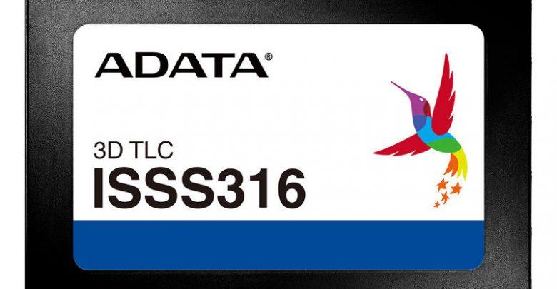 Photo of ADATA anuncia las unidades SSD ISSS316 y IMSS316 con 3D NAND