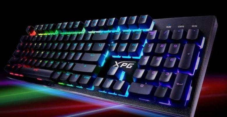 Photo of ADATA nos presenta el teclado 'gaming' XPG INFAREX K10