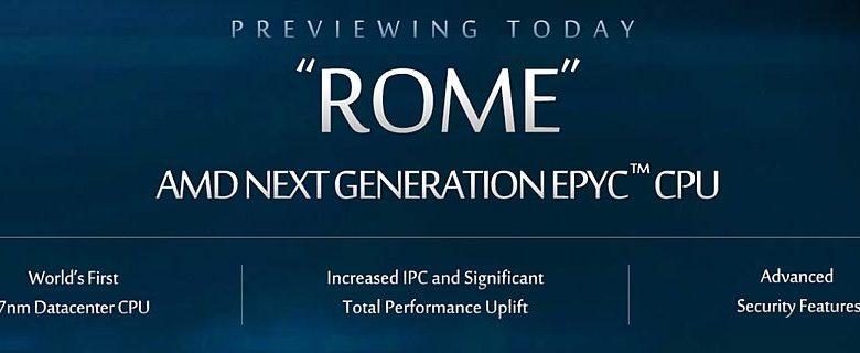 Photo of AMD aclara los informes de Zen 2 y su mejora del 29% en el IPC