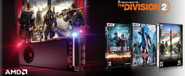Photo of AMD regala tres juegos con la compra de una RX 590 o una RX Vega