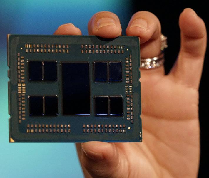 AMD tendrá una gran ventaja gracias a los 7 nm y sus chiplets