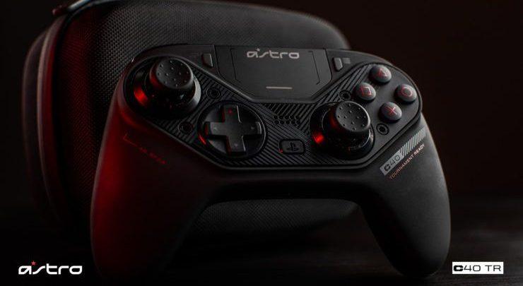 Photo of ASTRO C40 TR, Un mando 'Premium' para PC y PlayStation 4