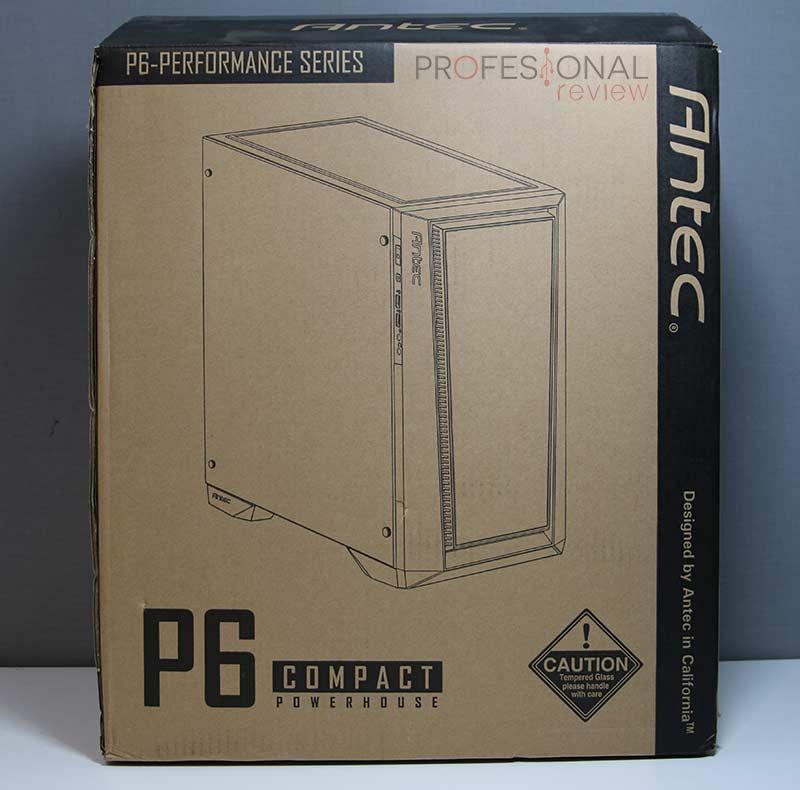 Antec P6 Review tuto01