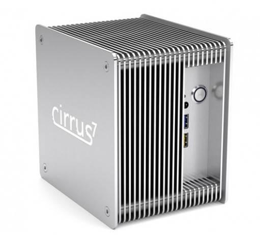 Cirrus 7 Nimnini 2.5, nuebo barebone fanless