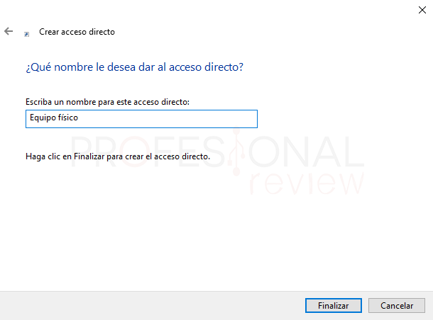 Crear acceso directo tuto04
