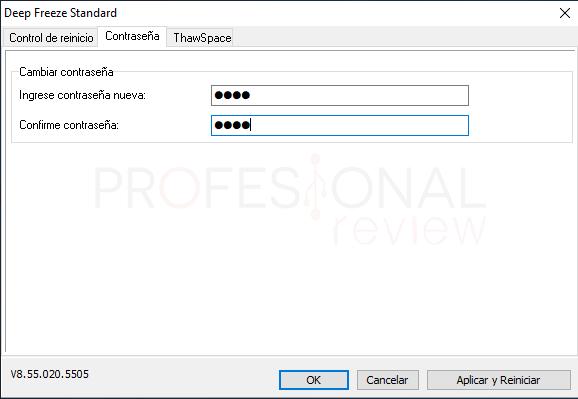 Deep Freeze Windows 10 tuto07