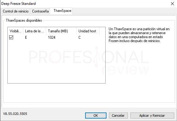 Deep Freeze Windows 10 tuto08