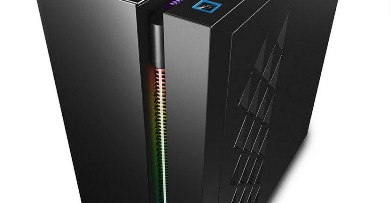 Photo of DeepCool presenta el chasis New Ark 90SE con LEDs RGB direccionables