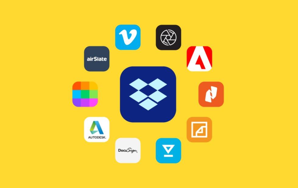 Dropbox mejora su funcionalidad gracias a la extensiones