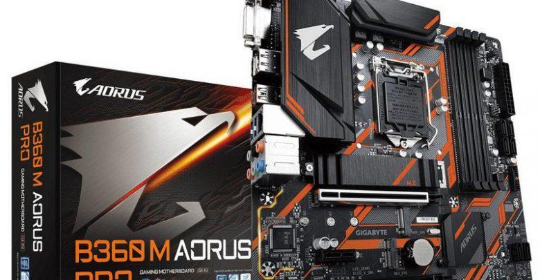 Photo of GIGABYTE nos presenta la placa base B360 M Aorus Pro