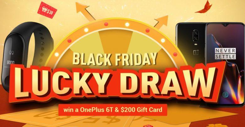 Photo of Gana un OnePlus 6T con las ofertas del Black Friday en Geekbuying