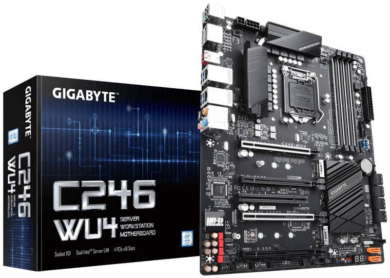 Gigabyte C246-WU4