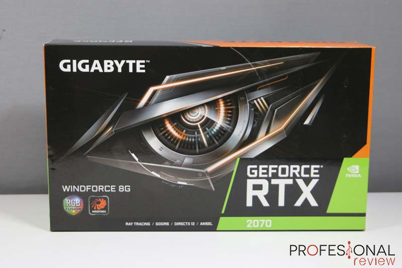 Gigabyte RTX 2070 WindForce review
