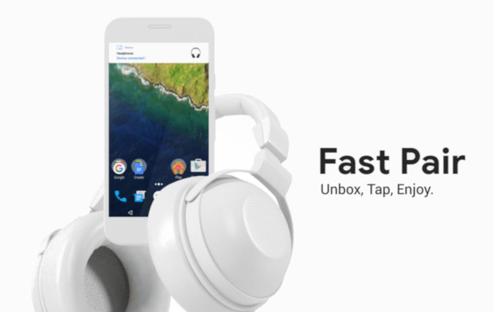 Google quiere hacer aún mejor su Android Fast Pair