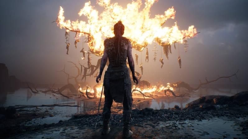 Hellblade: Senua's Sacrifice recibe HDR