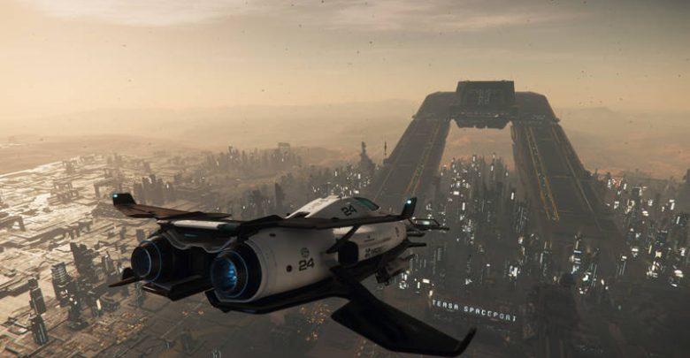 Photo of Hurston es el primer planeta jugable de Star Citizen Alpha 3.3.5