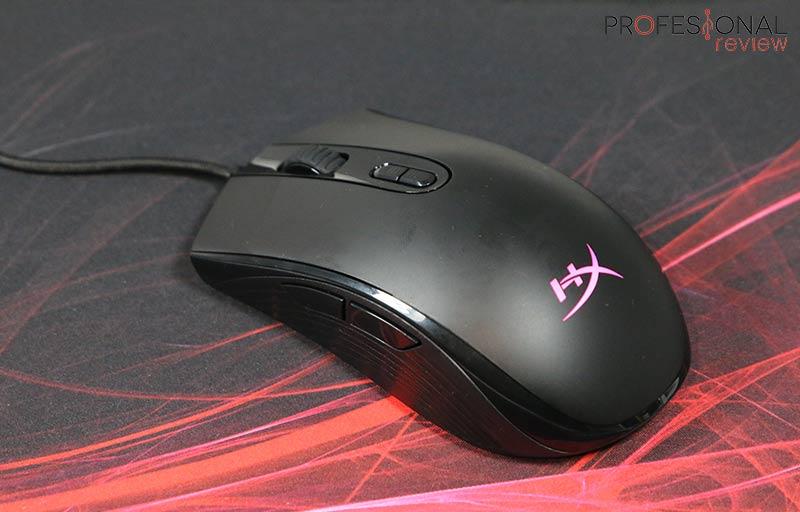 HyperX Pulsefire Core iluminacion