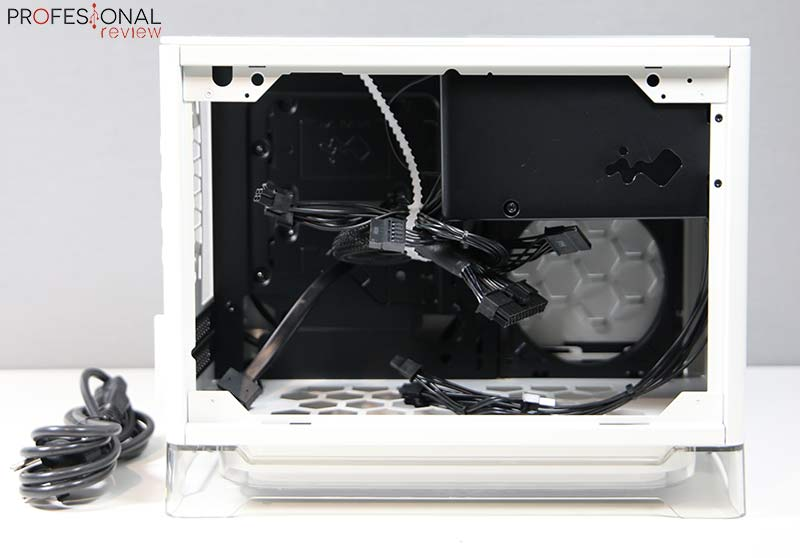 InWin A1 review interior