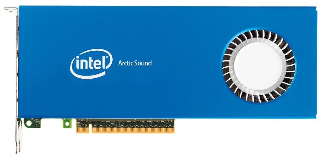 Intel revelará detalles de Arctic Sound el mes que viene