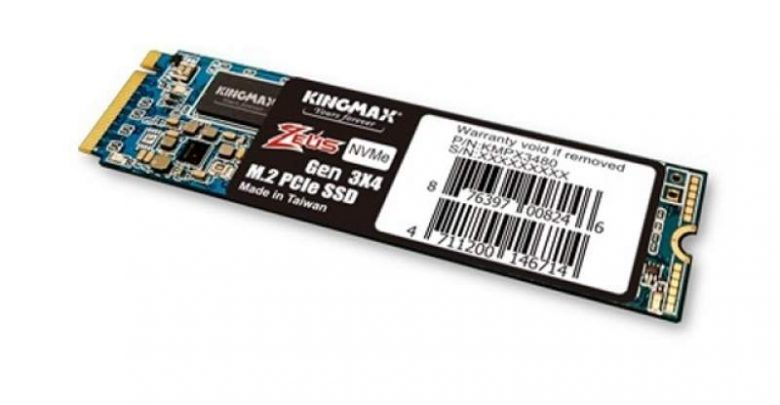 Photo of Kingmax revela su unidad SSD M.2 Zeus PX3480 de hasta 1 TB
