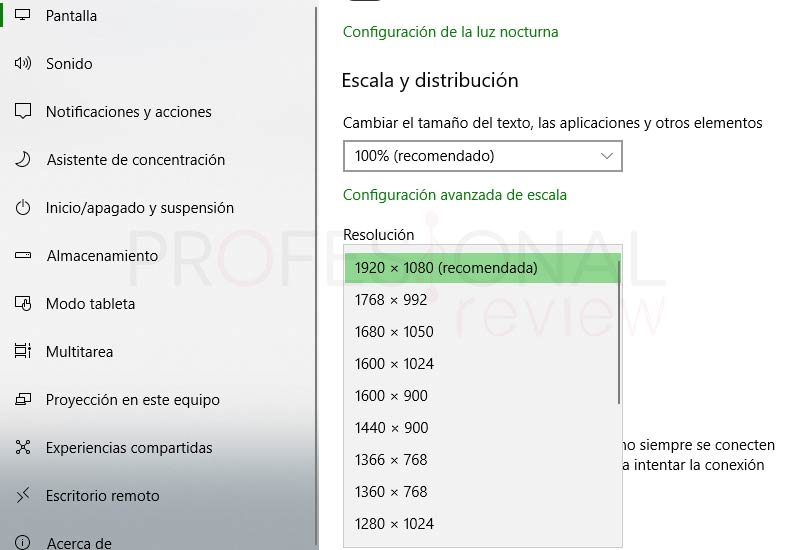Letras borrosas en Windows 10 tuto05