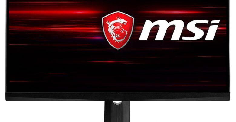 Photo of Nuevo monitor MSI Oculux NXG251R con G-Sync