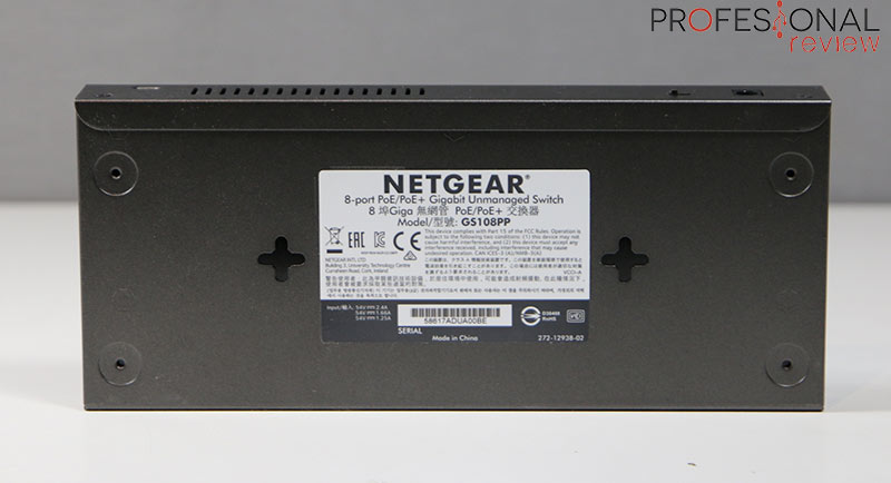 Netgear GS108PP Review