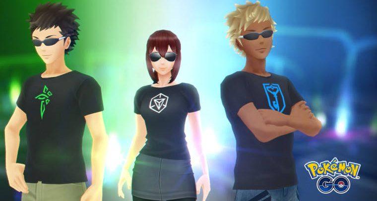 Photo of Pokémon regala camisetas de avatar gratis para el lanzamiento de Ingress Prime