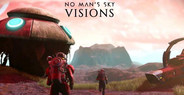 Photo of No Man's Sky Visions será la nueva gran actualización de Hello Games