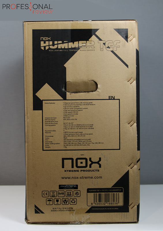 Nox Hummer TGF Review02