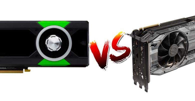 Photo of Nvidia GTX vs Nvidia Quadro vs Nvidia RTX