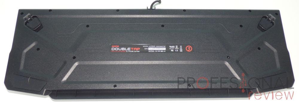 Ozone Double Tap