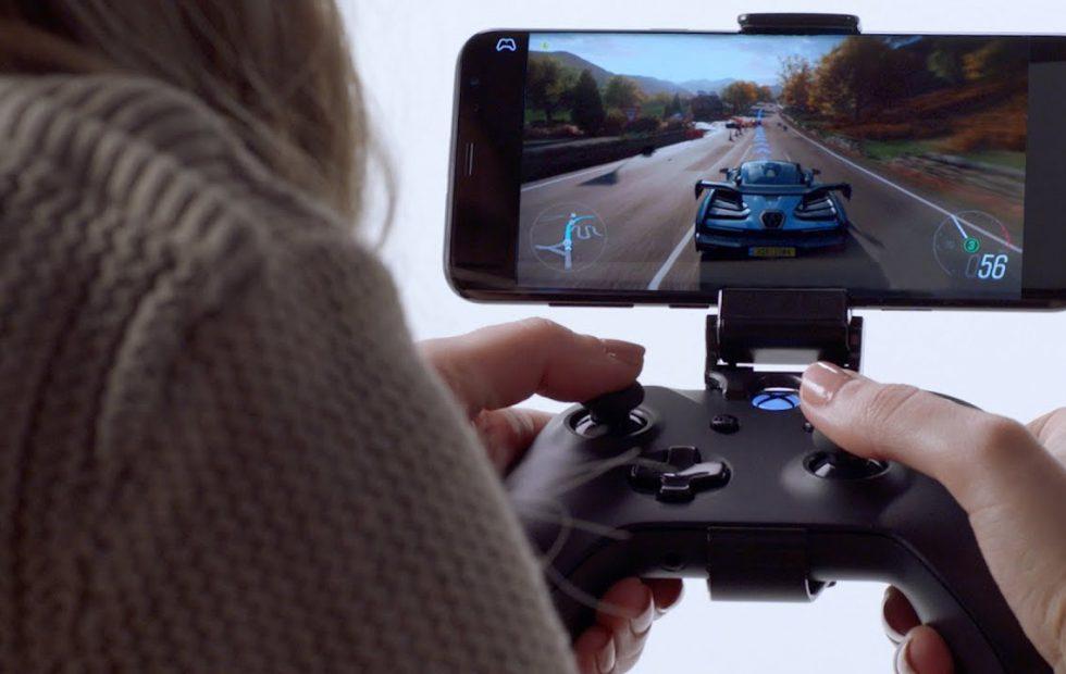Project XCloud llegará a los smartphones Samsung Galaxy
