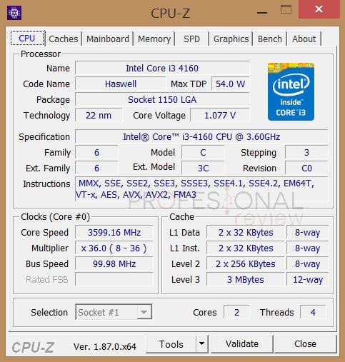 CPU-Z qué es y para qué sirve