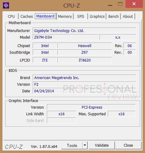 Qué es CPU-Z y para qué sirve