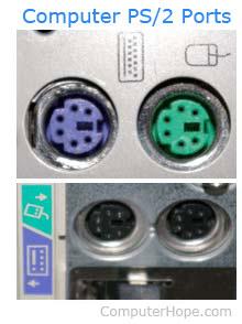 Qué es el puerto PS/2 y sus usos
