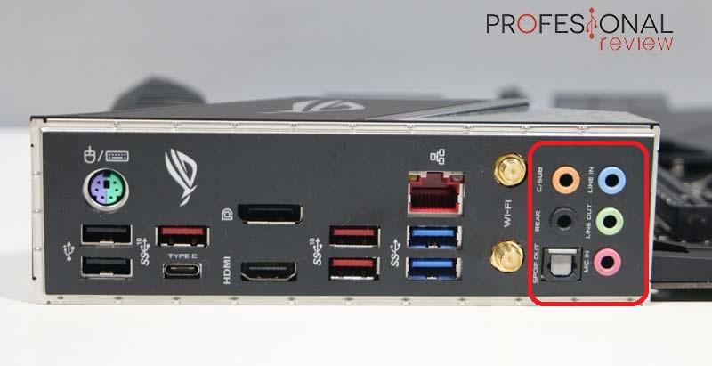 HD Audio en placas base