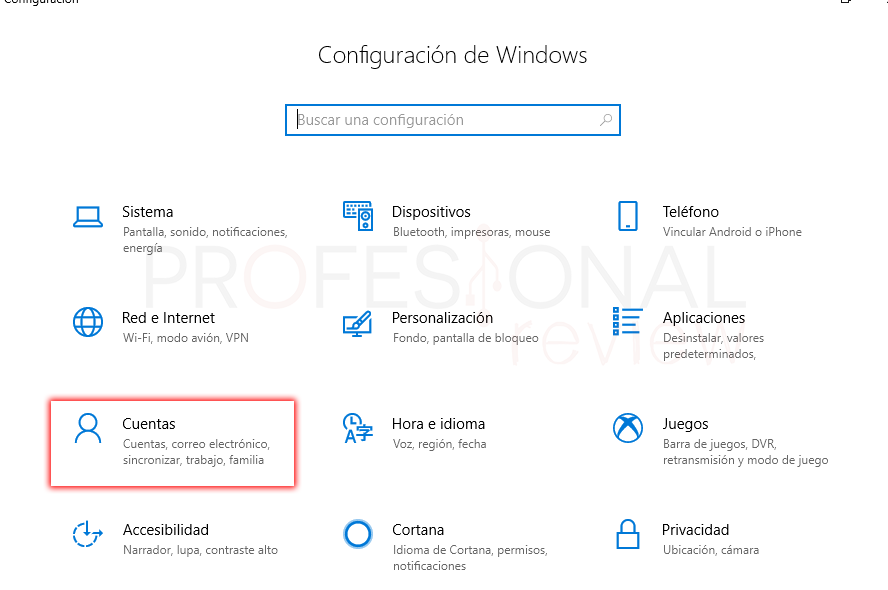 Quitar PIN Windows 10 tuto09