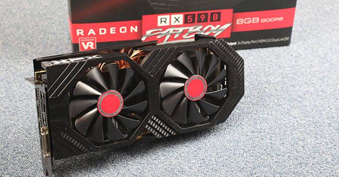 Radeon RX 590 decepciona en las reviews