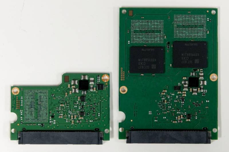 Samsung 860 QVO de 4 TB tiene espacio para otros cuatro chips